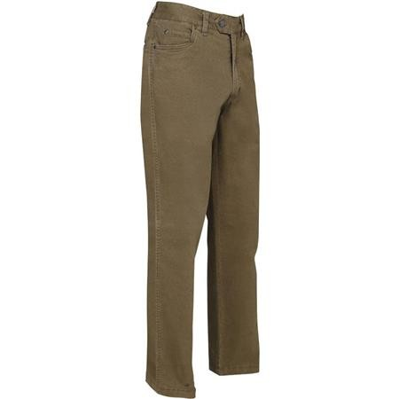 PANTALON HOMME LIGNE VERNEY-CARRON WEEK END - CAMEL
