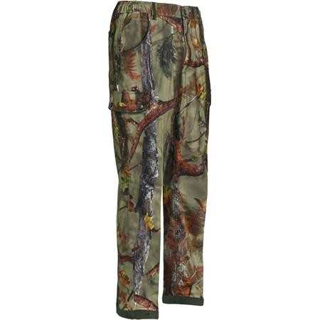 PANTALON HOMME PERCUSSION PALOMBE - GHOST CAMO FOREST