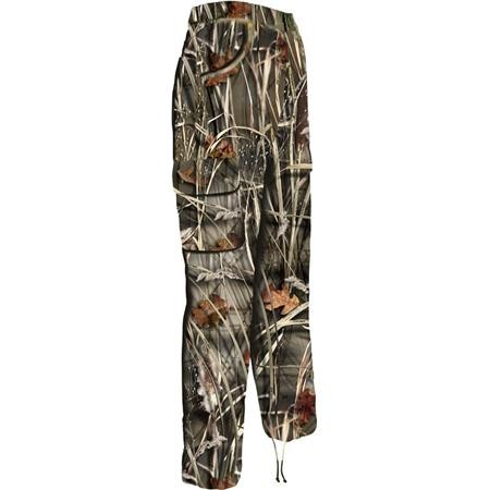 PANTALON HOMME PERCUSSION PALOMBE - GHOST CAMO WET
