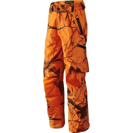 PANTALON JUNIOR SEELAND EXCUR - ORANGE