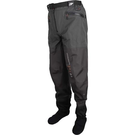 PANTALON WADING STOCKING RESPIRANT SCIERRA X-16000 WAIST WADER STOCKING FOOT