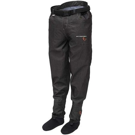 PANTALON WADING STOCKING SAVAGE GEAR DENIM WAIST WADERS