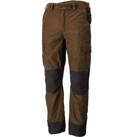 PANTALONES HOMBRE BROWNING XPO LIGHT SF - VERDE OSCURO