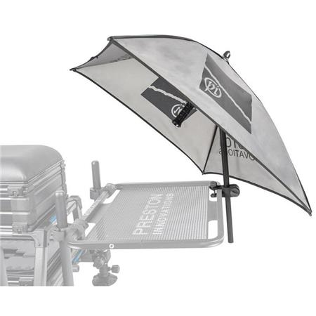 PARAPLUIE PRESTON INNOVATIONS OFFBOX GREY BAIT BROLLY