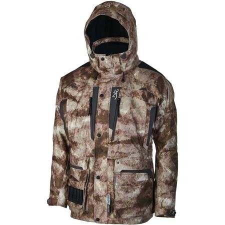 PARKA HOMME BROWNING FIELD PREVENT - CAMOU
