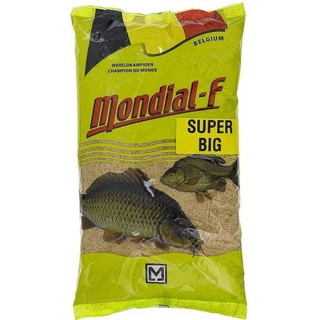 PASTURA MONDIAL-F SUPER BIG - 1KG