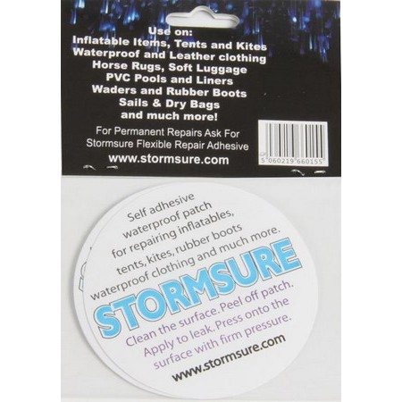 PATCH CIRCUALIRE STORMSURE FOR REPAIR