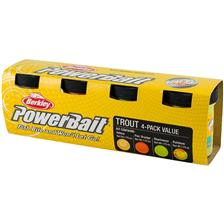 PATE A TRUITE BERKLEY POWERBAIT TROUT BAIT ASSORTMENT