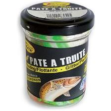Baits & Additives Truite Innovation PATE A TRUITE POISSON FLUO VERT