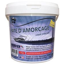 Baits & Additives Meriver PATE D'AMORCAGE ANCHOIS XBOOST 100% ANCHOIS AR000921KG