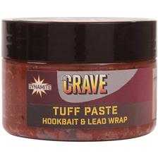 PATE D'ENROBAGE DYNAMITE BAITS TUFF PASTE - THE CRAVE BOILIE AND LEAD WRAP