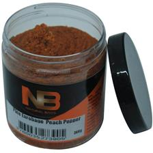 Baits & Additives Natural SPEED TENTATION PATE D'ENROBAGE PEACH & PEPPER