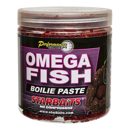 PATE D'ENROBAGE STARBAITS PERFORMANCE CONCEPT OMEGA FISH PASTE BAITS