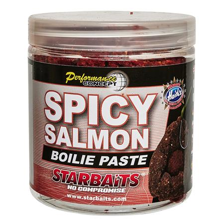 PATE D'ENROBAGE STARBAITS PERFORMANCE CONCEPT SPICY SALMON PASTE BAITS