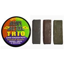 Tying Kryston HEAVY METAL TRIO