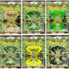 Lures Molix FROG CHARTREUSE