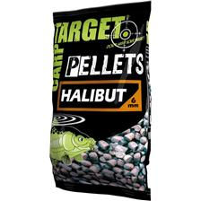 Baits & Additives Carp Target PELLET 800G O 6MM HALIBUT
