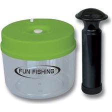 PELLET POMP FUN FISHING
