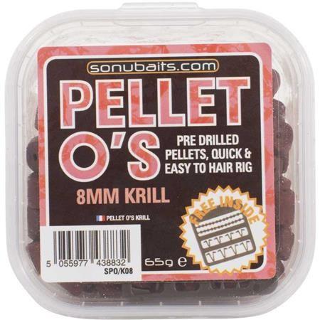 PELLET PRE-PERCES SONUBAITS O'S