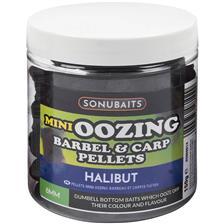Baits & Additives Sonubaits OOZING BARBEL & CARP PELLETS MINI CHEESY GARLIC