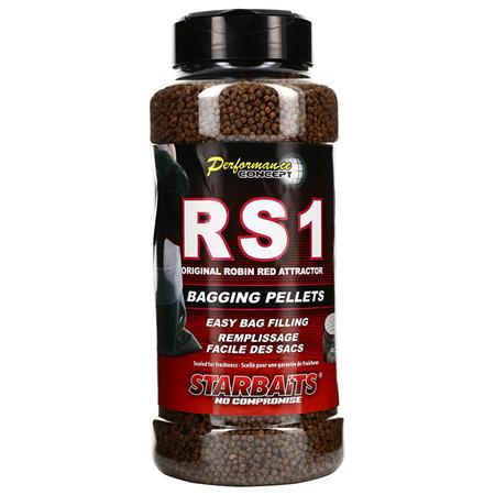 PELLET STARBAITS PERFORMANCE CONCEPT RS1 BAGGING PELLETS