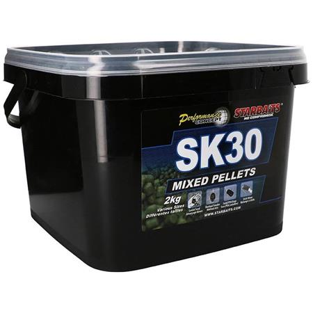 PELLET STARBAITS PERFORMANCE CONCEPT SK 30 PELLETS MIXED