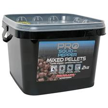 Baits & Additives Star Baits PRO SQUID & PEPPER PELLETS MIXED 34552