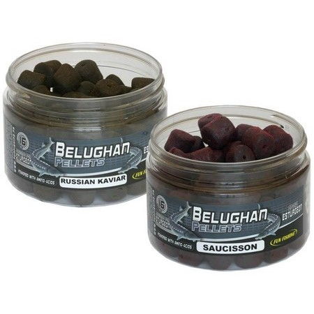 PELLETS FUN FISHING GAMME BELUGHAN SPECIAL ESTURGEON