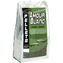 Baits & Additives Fun Fishing PELLETS SPECIAL AMOUR BLANC 1KG HERBE GAZON