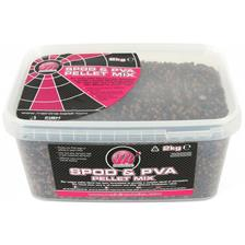 PELLETS MAINLINE SPOD & PVA PELLET MIX