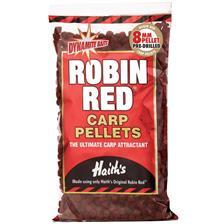 Baits & Additives Dynamite Baits ROBIN RED PELLETS PRE PERCES Ø 20MM