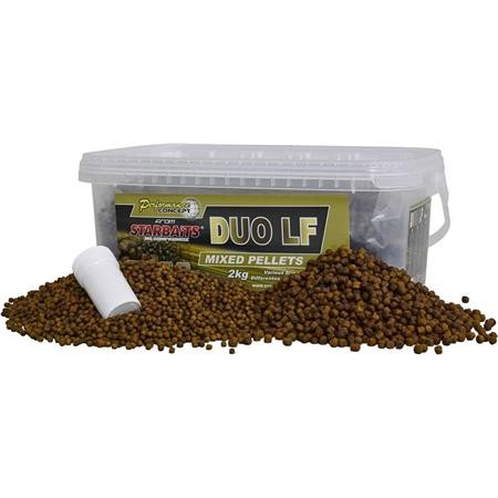 PELLETS STARBAITS PERFORMANCE CONCEPT DUO LF