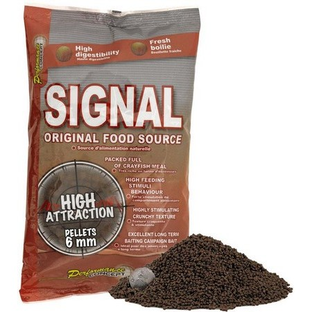 PELLETS STARBAITS PERFORMANCE CONCEPT SIGNAL