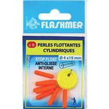 Tying Flashmer PERLE FLOTTANTE CYLINDRIQUE ORANGE