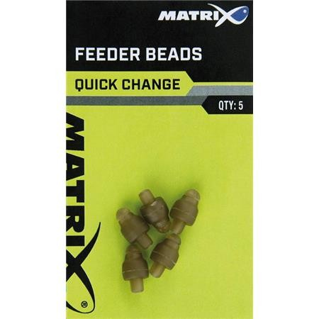 PERLE FOX MATRIX QUICK CHANGE FEEDER BEADS