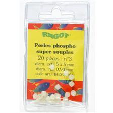 PERLE PHOSPHO SUPER SOUPLE BICONIQUE RAGOT