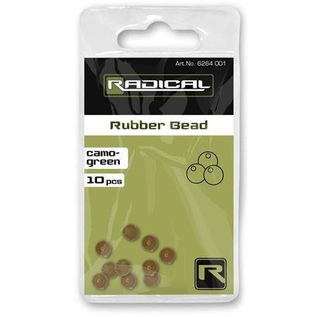 PERLE RADICAL RUBBER BEAD - PAR 10