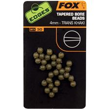 PERLEN FOX TAPERED BORE BEADS - 150ER PACK