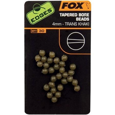 PERLEN FOX TAPERED BORE BEADS - 150ER PACK