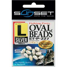 OVAL BEADS ST P 227 TAILLE L 10X5.2MM