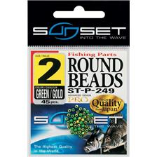 ROUND BEADS ST P 249 TAILLE 2