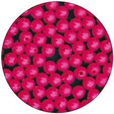PERLES FLASHMER ROSE MAT - PAR 1000