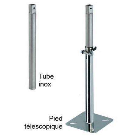 PIED TELESCOPIQUE/ TUBE INTERIEUR CARP'O TELESCOPIQUE/ TUBE INTERIEUR