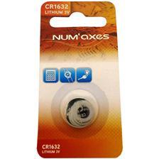 PILE LITHIUM NUMAXES 3V CR1632