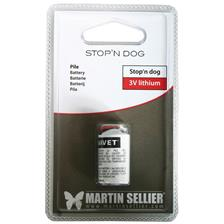 PILE MARTIN SELLIER POUR STOP N DOG