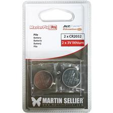 PILE MARTIN SELLIER POUR TELECOMMANDE JETCARE SYSTEM EDUCATION PRO