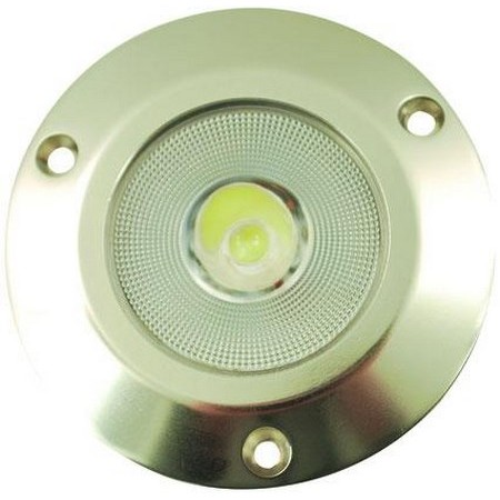 PLAFONNIER EUROMARINE INOX A LEDS
