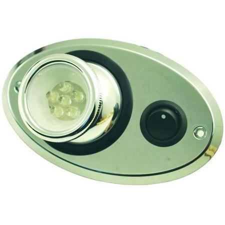 PLAFONNIER ORIENTABLE EUROMARINE 6 LEDS