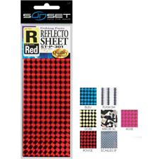 Accessories Sunset REFLECTO ST P 301 COULEUR ROUGE