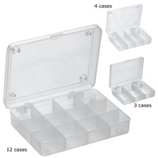 PLASTIC BOX SENSAS